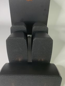 Klipsch Black Reference Theater Pack 5.1 Surround Sound System (Speakers Only) for Sale in Temecula,  CA