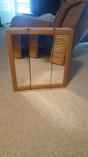 Medicine cabinet/bathroom vanity mirror for Sale in Harrisonburg, VA