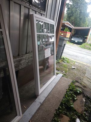 Two windows 53x32 for Sale in Bothell, WA