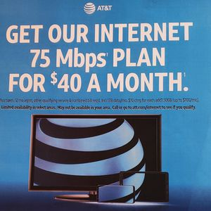 AT&T Private Cable and Internet Deals for Sale in Dallas, TX