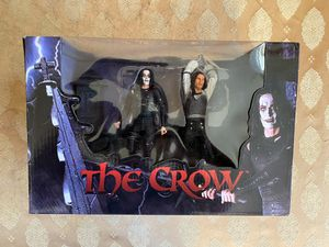NECA REELTOYS 2005 The Crow Eric Draven vs. Top Dollar Figure New in Box for Sale in La Habra Heights, CA