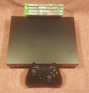 XBOX ONE X BUNDLE ONLY $380!*TRUE 4K GAMING!*ULTRA HD*MOST POWERFUL* for Sale in Tucson, AZ