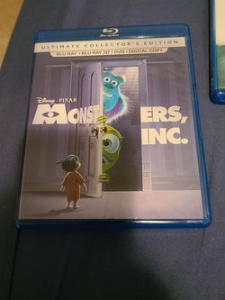 Monsters University And Monsters Inc for Sale in Cape Coral,  FL