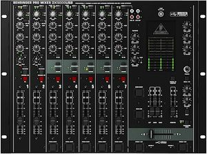 behringer dx2000usb professional 7-channel dj mixer for Sale in El Monte, CA
