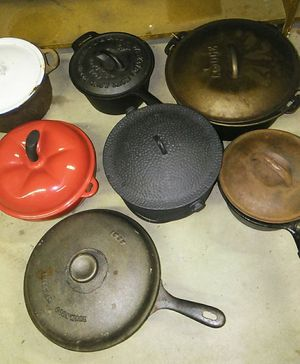 Dutch ovens for Sale in Snohomish, WA