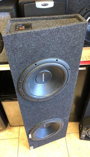 Rokford Fosgate speakers R/2 for Sale in Goodyear, AZ