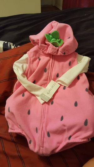 Strawberry costume 6-9 m for Sale in Burke, VA