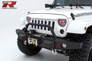Jeep JK Metal aftermarket Bumper! New! for Sale in Chula Vista, CA