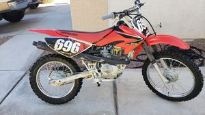 2008 Honda CRF100. Runs great, good kids bike. Great condition, well maintained. for Sale in North Las Vegas, NV