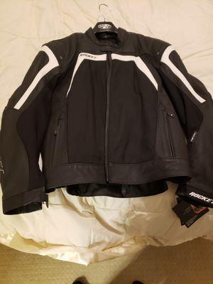 Joe rocket leather jacket size 44 for Sale in Keller, TX