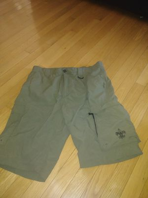 Boy Scouts of America Shorts, Men's medium, can be used for swimming for Sale in Harrisonburg, VA