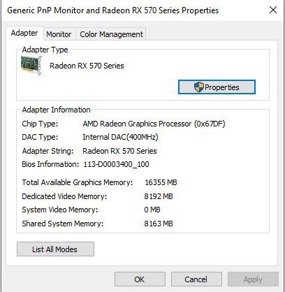 PENDING Gaming desktop computer (tower + monitor)