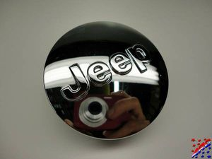 "Genuine Factory OEM Jeep Wheel Center Hub Cap Chrome 2-1/2"" 1LB77TRMAC-$24.99(Orlando) for Sale in Orlando, FL"