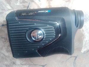 Bushnell Pro XE Rangefinder (golf) for Sale in Las Vegas, NV