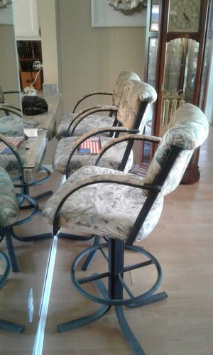 3 matching bar stools for Sale in Cape Coral, FL