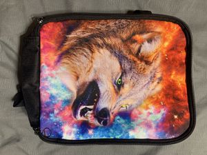 Wolf Insulted Backpack Lunch Carrier for Sale in Stuart, FL