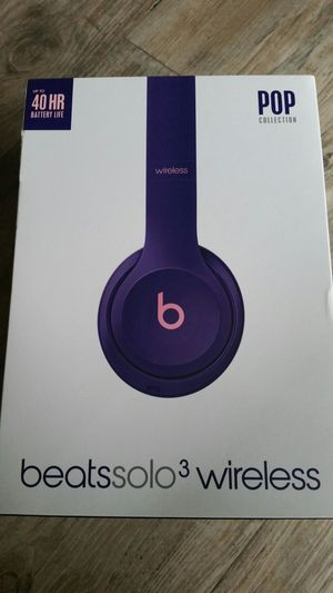 Solo3 Wireless Beats By Dr. Dre for Sale in Raleigh, NC