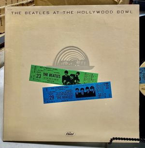 Beatles at the Hollywood Bowl Vinyl Lp for Sale in Monterey Park, CA