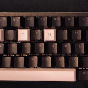 Glorious GMMK modular keyboard for Sale in Tampa, FL