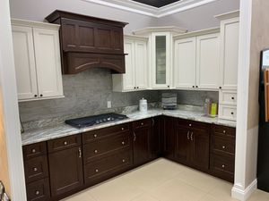 Kitchen cabinets with granite for Sale in Manassas, VA