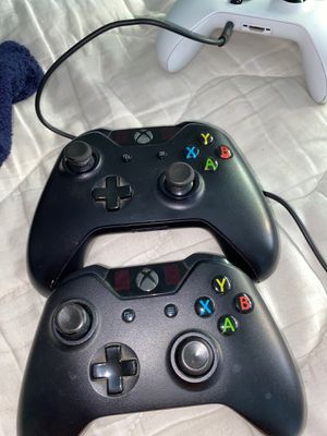 Xbox one controllers for Sale in Chino, CA