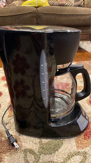 Mr.Coffee ,coffee maker for Sale in Hillsboro, OR
