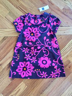 Baby 👶 Gap 70's Inspired flower 🌸 power girls dress 👗(Size: 3T)- Brand New - Absolutely Gorgeous, perfect Easter & Summer Dress 👗 for Sale in Buford, GA