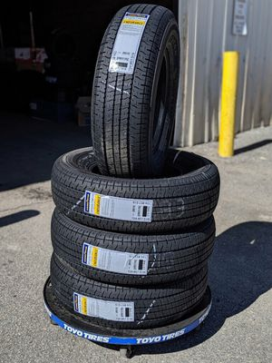 225/75/15 Goodyear endurance trailer tires (10 ply) for Sale in Longwood, FL