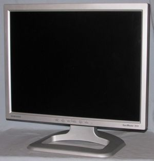"""Samsung Syncmaster 21"""" LCD HD TV/ PC Monitor for Sale in Morgantown, WV"""