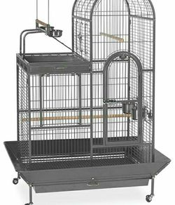 Prevue Double Roof Bird Cage With Playtop for Sale in Rockwall,  TX