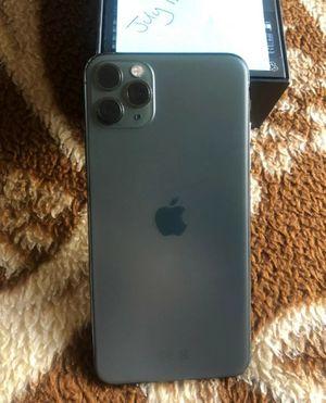 Apple iPhone 11 pro max 256GB. Unlocked for Sale in Sacramento, CA