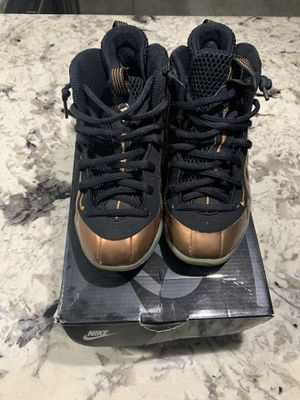 Copper Nike Little Posite One (PS) Sz. 1Y for Sale in Washington, DC