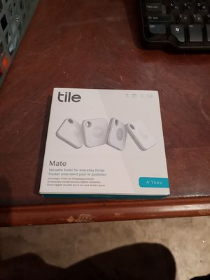 Tile mate 4 pack for Sale in Lacey, WA