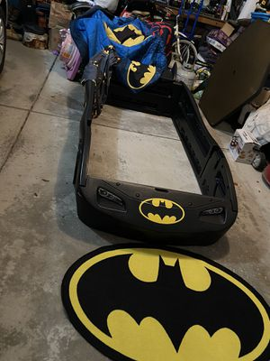Batmobile twin size bed frame for Sale in Alden, NY