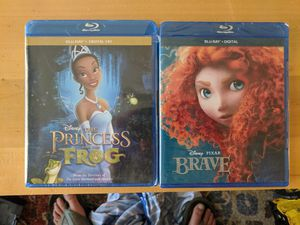 Disney/Pixar Blu-ray Movies for Sale in Mesquite, TX