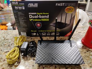 Asus RT-N66R WiFi Router (N900) for Sale in Orlando, FL