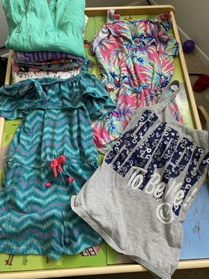 Girls 7/8 clothes bundle for Sale in Riverview, MI