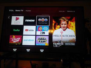 "55"" TCL Roku Smart TV for Sale in Dayton, NV"