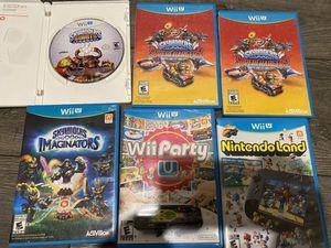 Nintendo Wii U Games for Sale in Ontario, CA
