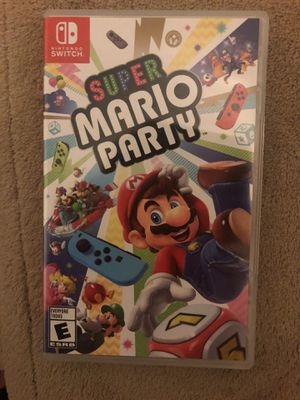 WII SWITCH MARIO PARTY for Sale in Gresham, OR