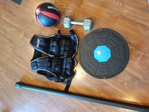 Core Strengthening Weight Set for Sale in Aurora, OR
