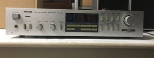 Nikko A.m./FM stereo receiver NR-520 for Sale in South Lyon, MI