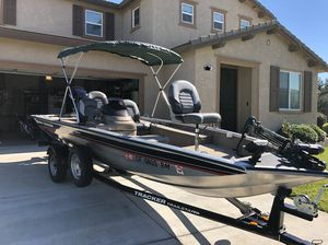 2006 bass tracker pro crappie 17.5 for Sale in San Jose, CA