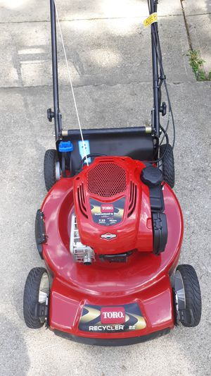 Toro self-propelled lawn mower electric start for Sale in Grove City, OH