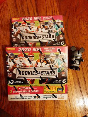 2020 (2) Panini Rookies and Stars Longevity Box for Sale in Lynwood, CA