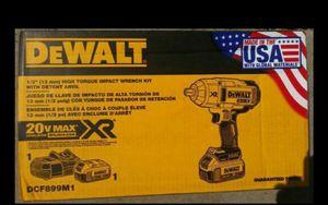 Brand new dewalt impact wrench HIGHT torque for Sale in Bakersfield, CA