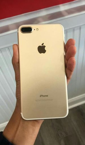 IPhone 7 Plus, 128GB, Factory Unlocked, Excellent condition As like new. for Sale in Springfield, VA