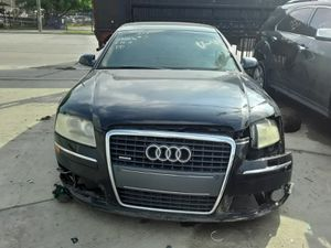 2008 AUDI A8 PARTS PARA PARTES for Sale in Houston, TX