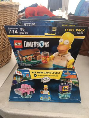 Brand New LEGO Dimensions - Simpson's Pack for Sale in Norwalk, CA