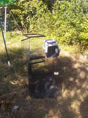 Pet Cages Carriers for Sale in Wichita, KS
